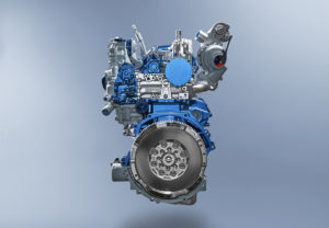 Ford's Transit EcoBlue engine