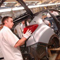 HondaCivic Production