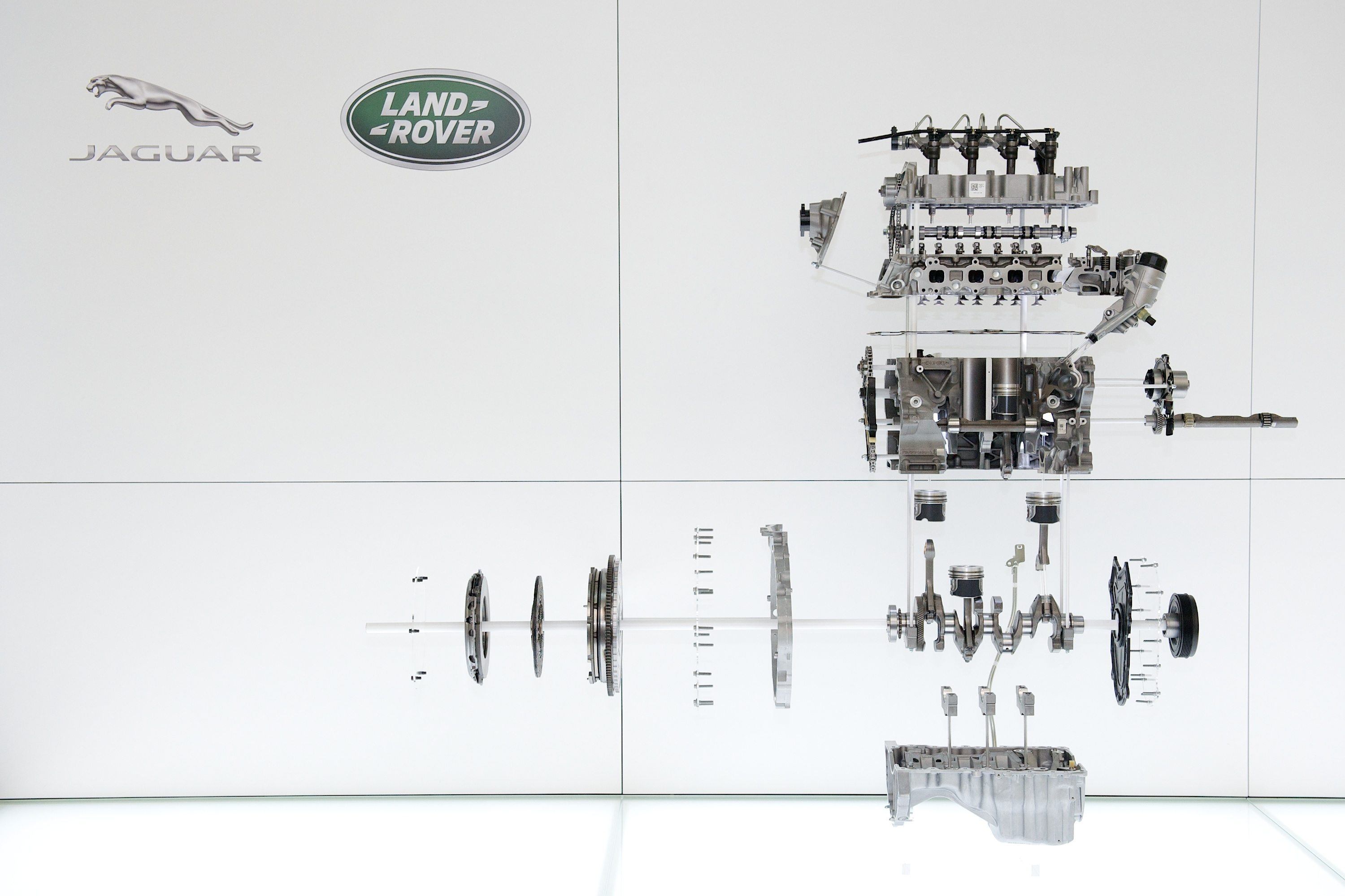 Jaguar Land Rover Opens 500m Uk Engine Facility Smmt Diagram