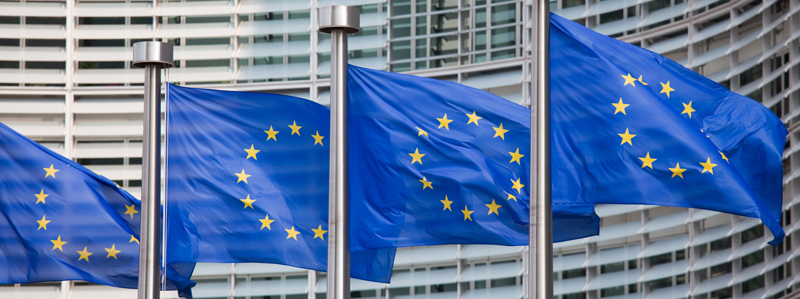 EU-flags_Brussels