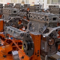 UK engine manufacturing posts double digit growth in August as exports drive demand