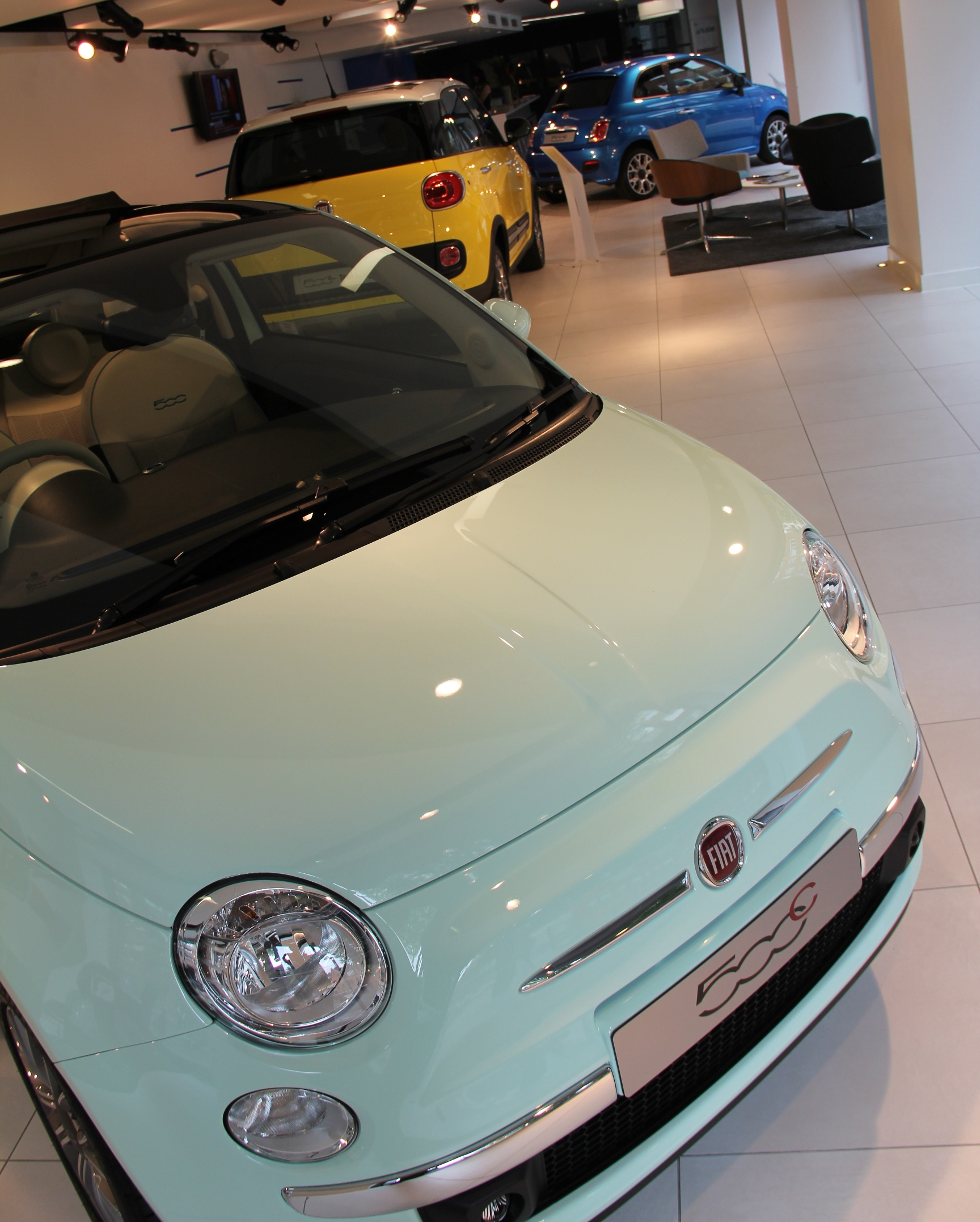 Fiat's 'little Mouse' Grows Up At SMMT