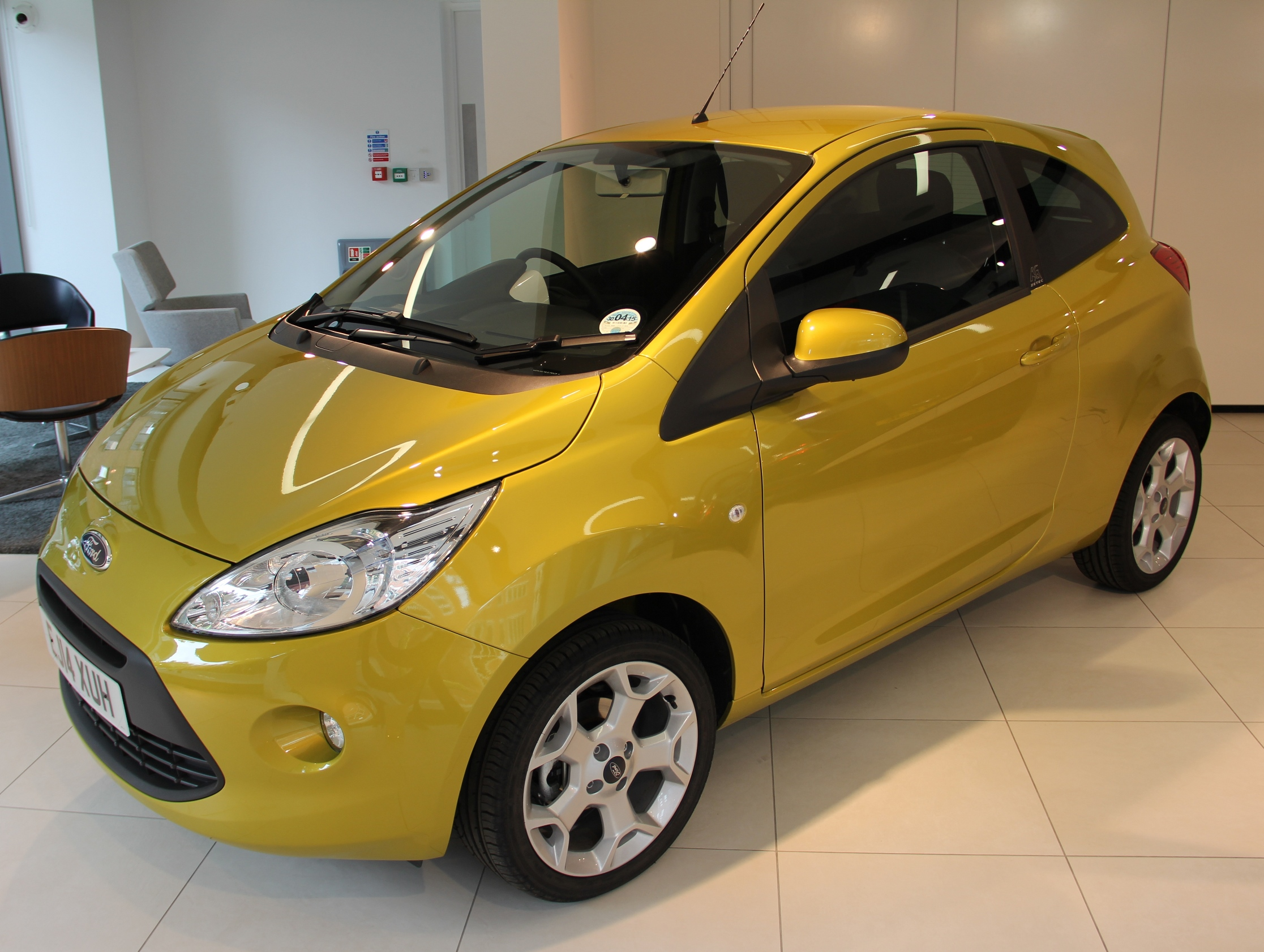 Ford Ka Is Part Of Uks Successful B Segment