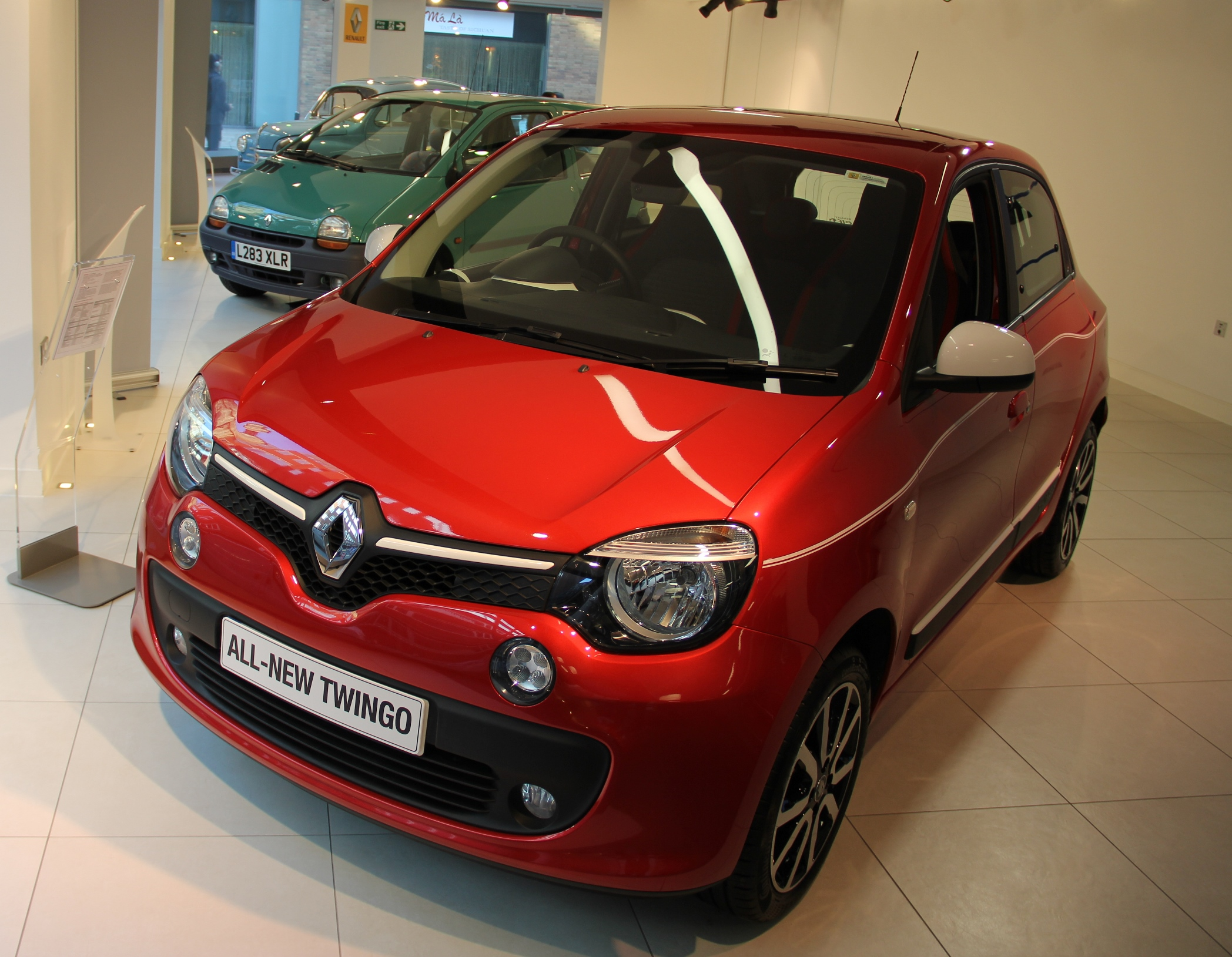 Renault Shows What Makes A Small Car Great At Smmt Smmt