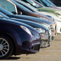 SMMT UK new car registrations January 2015