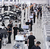 17 year high for British car manufacturing as global demand hits record levels