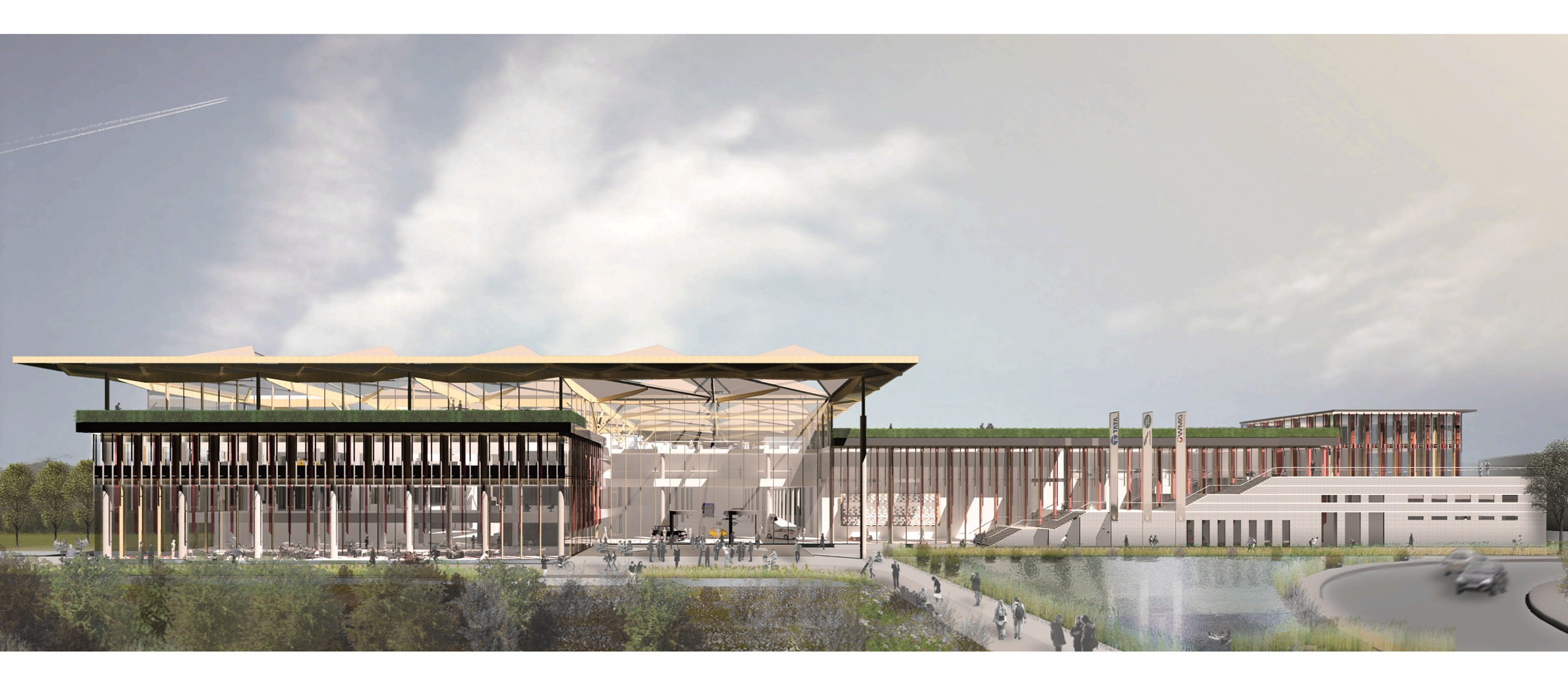 Gaydon Design And Engineering Centre