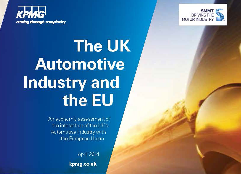 The UK automotive industry and the EU