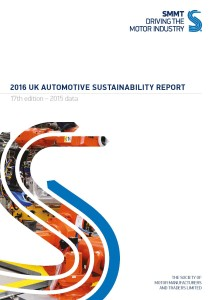 SMMT Sustainability Report_cover