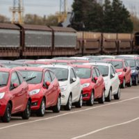 SMMT new car registrations March 2015