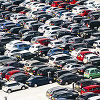 Record first quarter for UK used car market