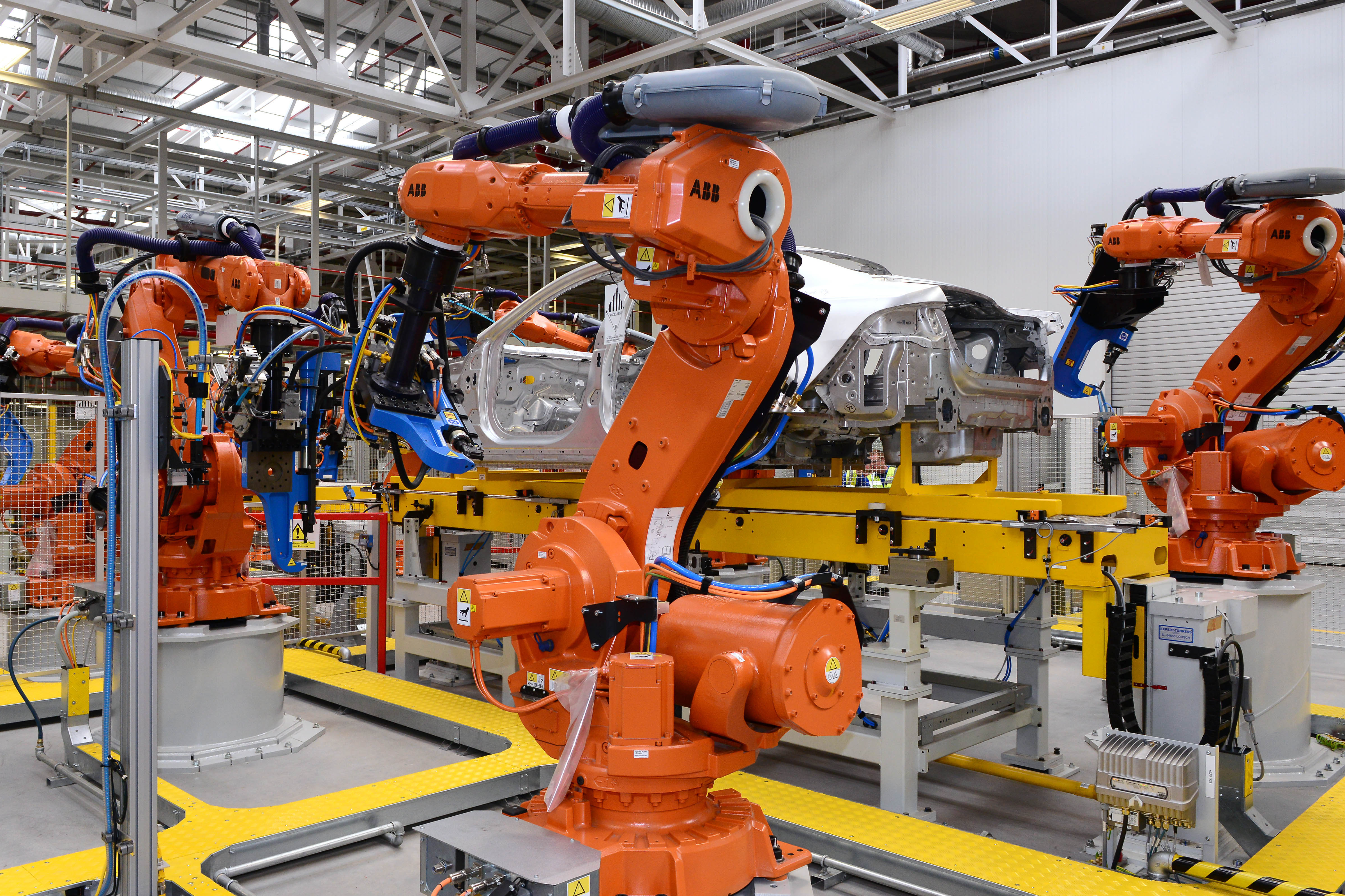 industry production The widespread adoption by manufacturing industry and traditional production operations of information and communications technology (ict) is increasingly blurring the boundaries between the real world and the virtual world in what are known as cyber-physical production systems (cppss.