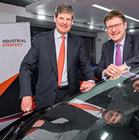 Automotive Sector Deal between government and industry is announced