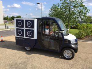 ocado to trial driverless vans smmt