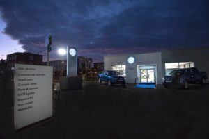 Extended Opening Hours For Volkswagen Van Centres Smmt