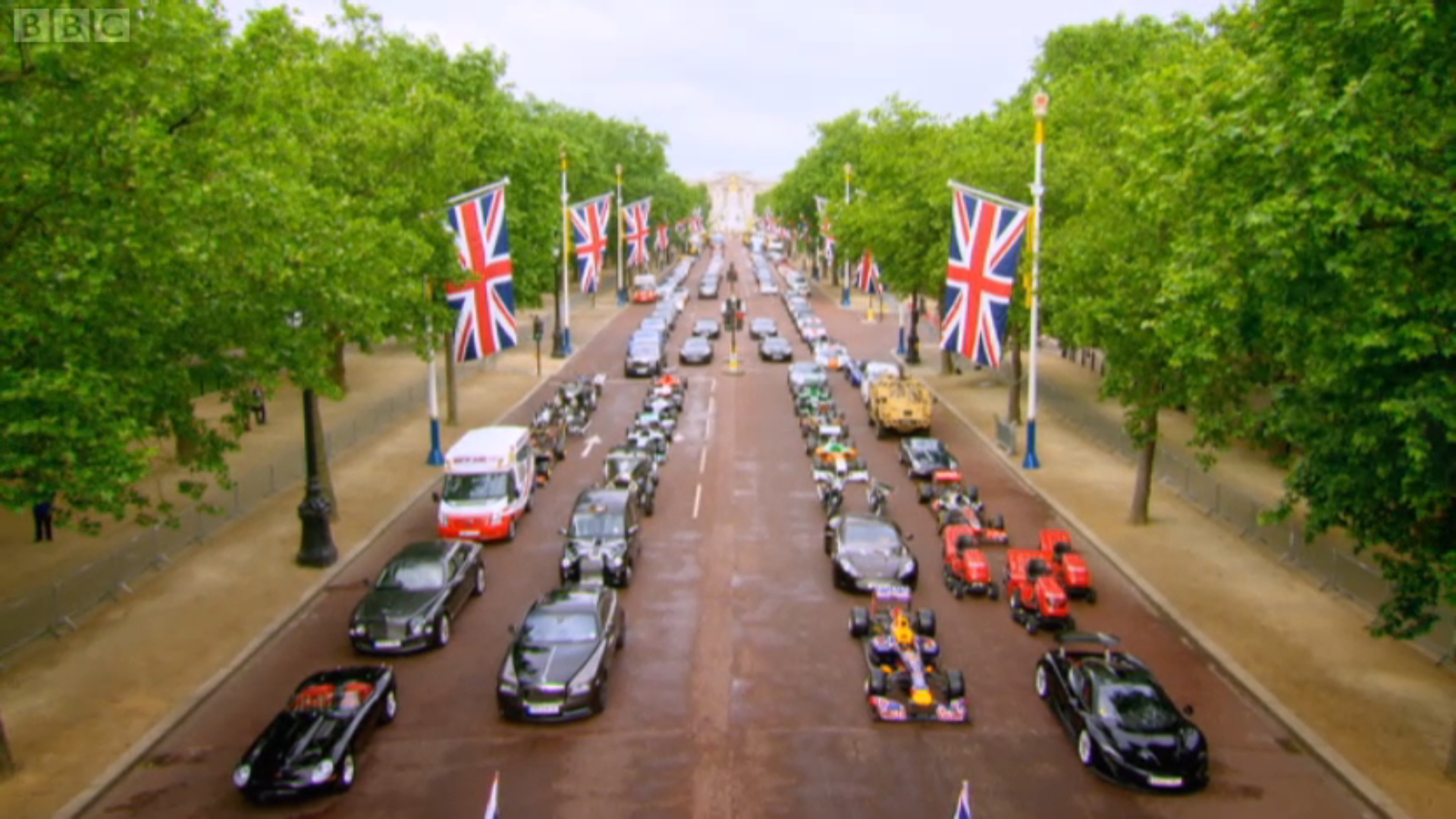 bbc top gear celebrates the uk automotive industry - smmt
