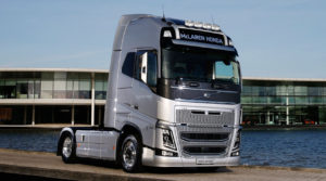 Volvo Used Trucks Centres To Sell Ex Mclaren F1 Support Vehicles Smmt