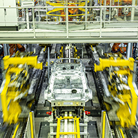 UK car manufacturing grows 1.3% in May