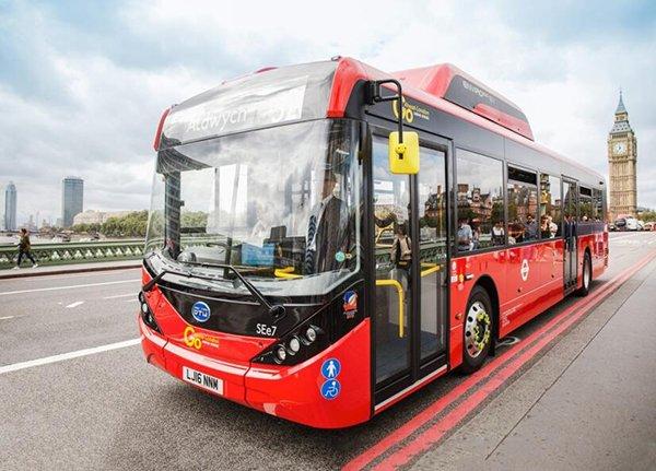 UK gets Europe's biggest electric bus fleet - SMMT