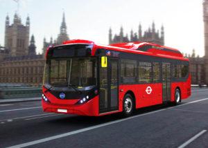 Metroline Wins Electric Bus Tender Smmt