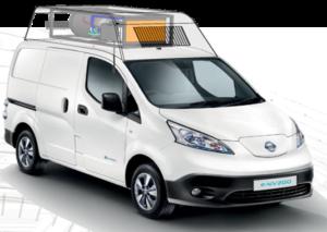 Retrofit company develops fuel cell for Nissan EV - SMMT